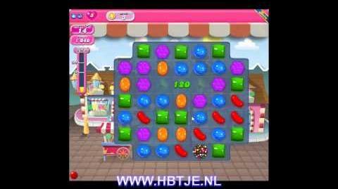 Candy Crush Saga level 3