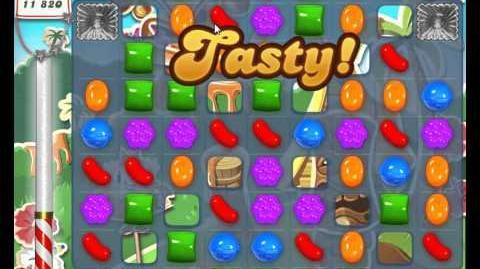Candy Crush Saga Level 198