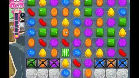 Candy Crush Saga Level 25 Walkthrough
