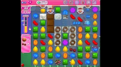 Candy Crush Saga Level 406