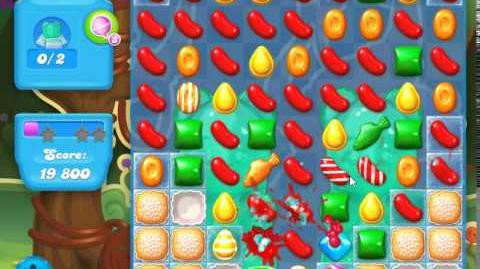 Candy Crush Soda Saga Level 13 (30 moves, 3 Stars)