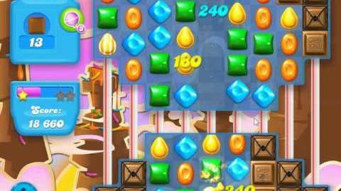 Candy Crush Soda Saga Level 66(3 Stars)