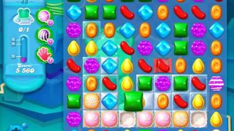 Candy Crush Soda Saga Level 48 (4th version, 3 Stars)