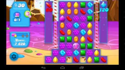 Candy Crush Soda Saga Level 28 - 3 Star Walkthrough