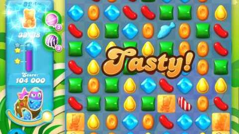 Candy Crush Soda Saga Level 324 (3 Stars)