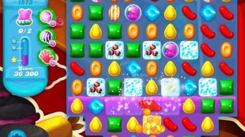 Candy Crush Soda Saga Level 1573