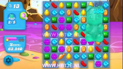 Candy crush soda saga level 28