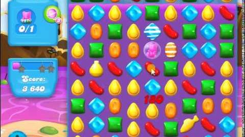 Candy Crush Soda Saga - Level 21