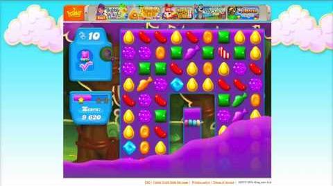 Candy Crush Soda Saga Level 10