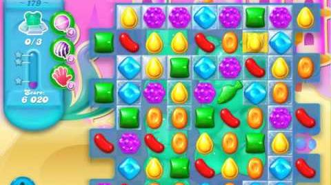 Candy Crush Soda Saga Level 179 (nerfed)