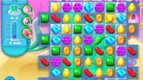 Candy Crush Soda Saga Level 179 (nerfed)