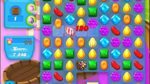 Candy Crush Soda Saga Level 126 (3rd version, 3 Stars)