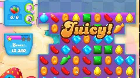 Candy Crush Soda Saga Level 39 (nerfed, 3 Stars)