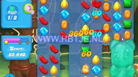 Candy Crush Soda Saga level 9