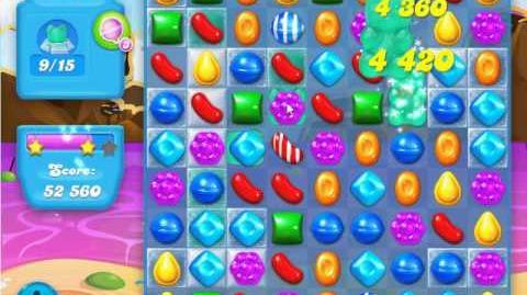 Candy Crush Soda Saga Level 23 (nerfed, 3 Stars)