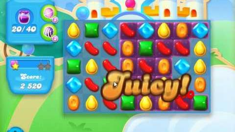 Candy Crush Soda Saga Level 256 (3 Stars)