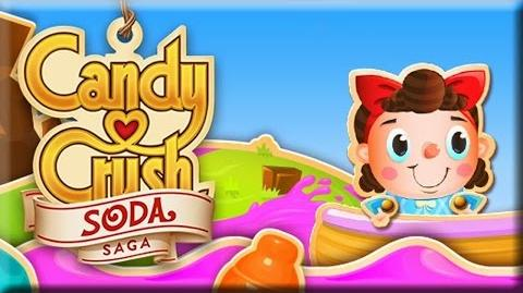 Candy Crush Soda Saga - Level 21 (October 2014)