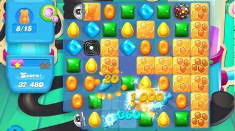Candy Crush Soda Saga Level 192 (3 Stars)