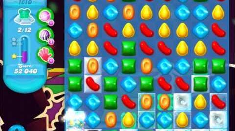 Candy Crush Soda Saga Level 1610