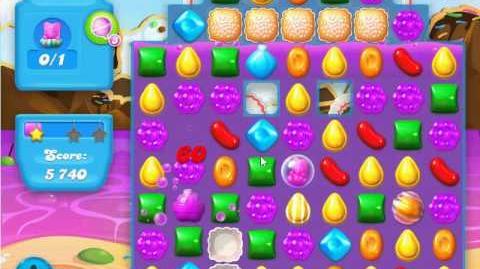 Candy Crush Soda Saga Level 22 (nerfed, 3 Stars)
