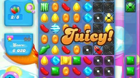 Candy Crush Soda Saga Level 221 (3 Stars)