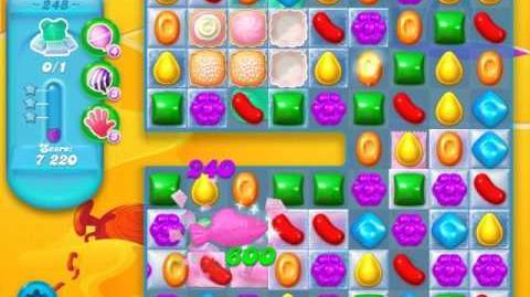 Candy Crush Soda Saga Level 248 (3rd version) (1 bear)