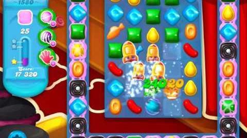 Candy Crush Soda Saga Level 1580