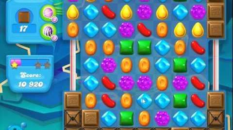Candy Crush Soda Saga Level 46 (chocolate)