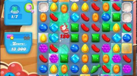 Candy Crush Soda Saga Level 105 (3 Stars)