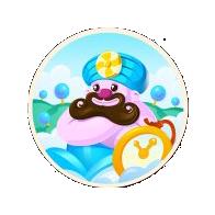 Cotton Candy Castle icon