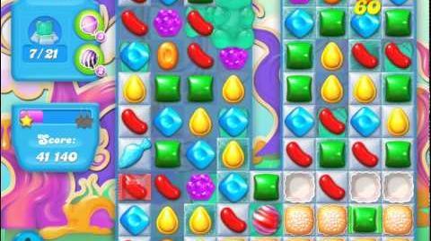 Candy Crush Soda Saga Level 80 (4th version, 3 Stars)