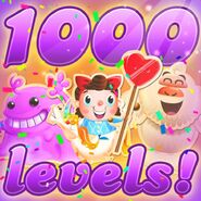 1000 levels cover