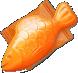 Orangefish wrapped
