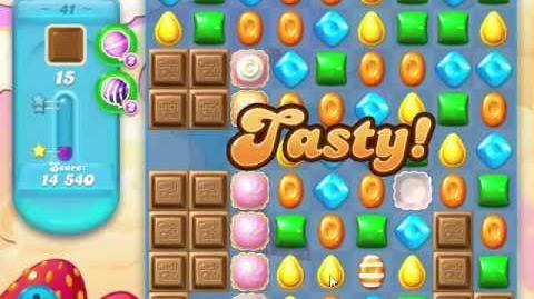 Candy Crush Soda Saga Level 41 (Version 1)