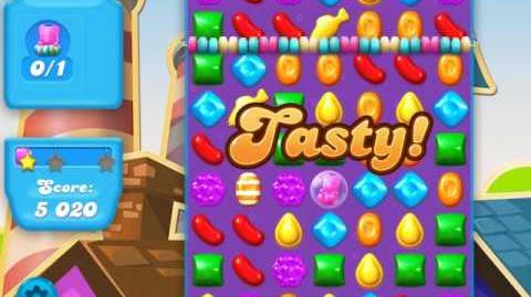 Candy Crush Soda Saga Level 5 (unreleased version 2)