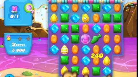 Candy Crush Soda Saga - Level 18