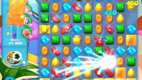 Candy Crush Soda Saga Level 314 (nerfed, 3 Stars)