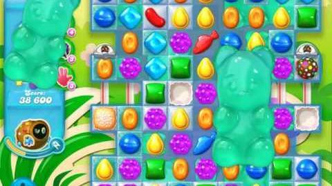 Candy Crush Soda Saga Level 325 (10th version)
