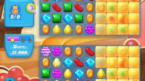 Candy Crush Soda Saga Level 96