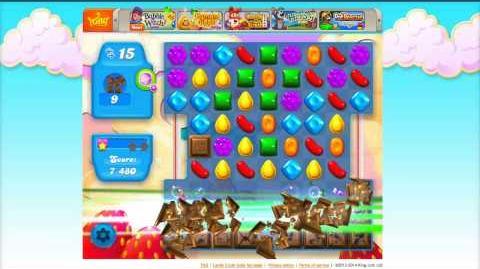 Candy Crush Soda Saga Level 45