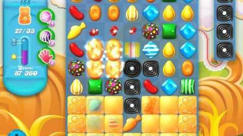 Candy Crush Soda Saga Level 155 (8th version)