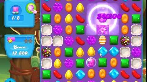 Candy Crush Soda Saga Level 11 (2nd version, 3 Stars)
