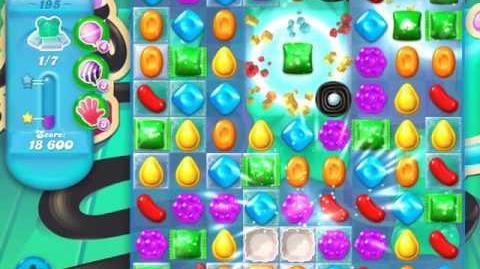 Candy Crush Soda Saga Level 195 (5th version)