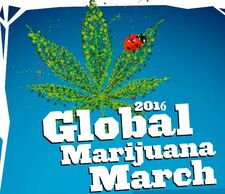 2016 Global Marijuana March