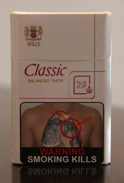 Classic Mild pack of 20 front
