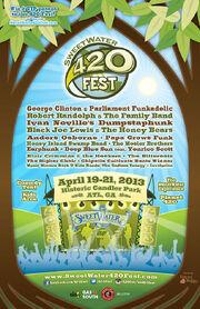 Atlanta 2013 April 19-21 Georgia 2