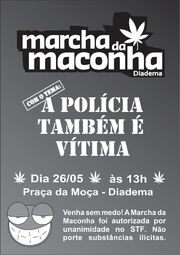 Diadema 2012 GMM May 26 Brazil 2