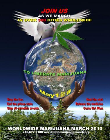 File:2010 Worldwide Marijuana March.jpg