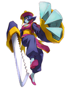 Project X Zone Hsien-Ko