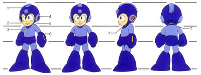 RMCF Mega Man